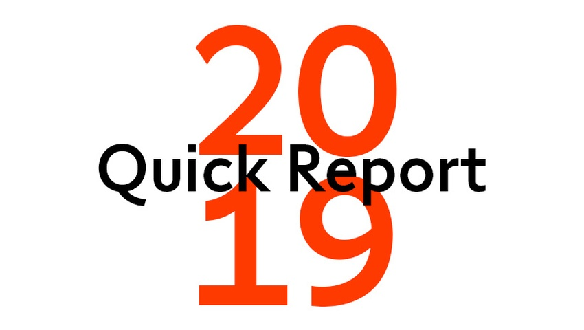 Quick report 2019